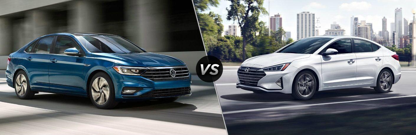 2020 Volkswagen Jetta vs 2020 Hyundai Elantra