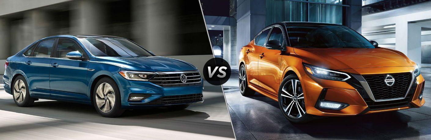 2020 Volkswagen Jetta vs 2020 Nissan Sentra
