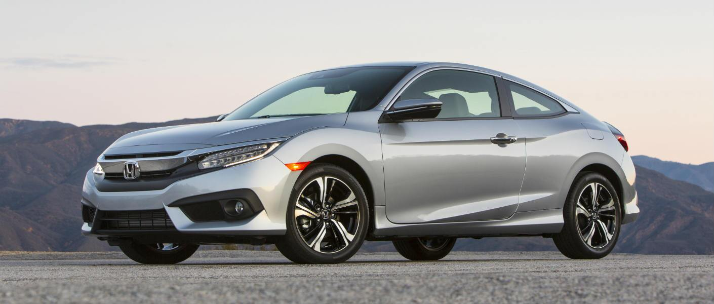 2016 Honda Civic Coupe Clifton NJ