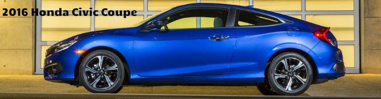 2016 Honda Civic Coupe Clifton NJ