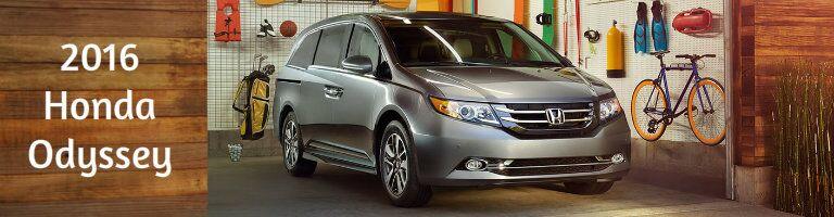 2016 Honda Odyssey Clifton NJ