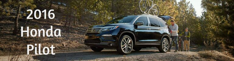 2016 Honda Pilot Clifton NJ