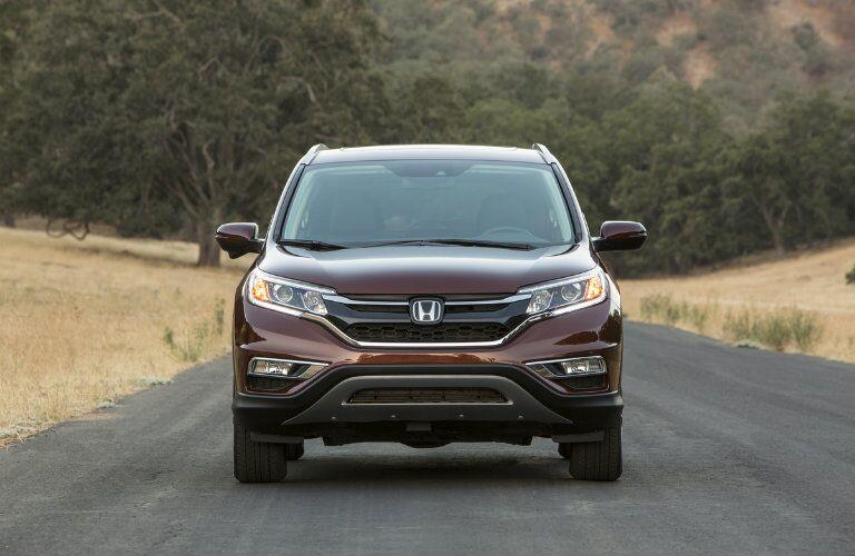 2016 Honda CR-V front grille