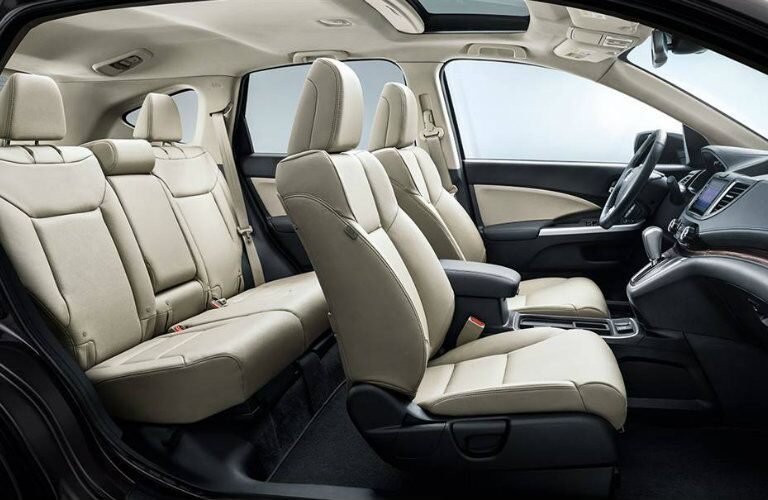 2016 Honda CR-V seating_o
