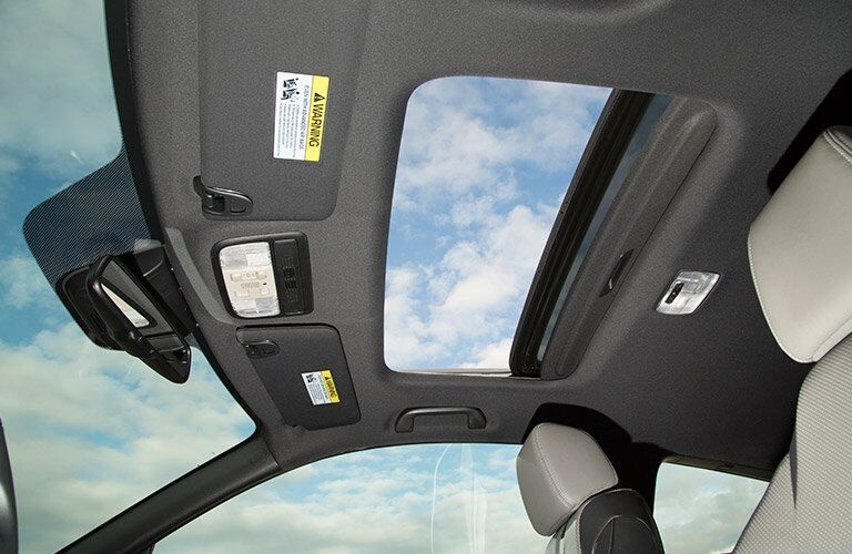 2017 Honda Civic Coupe sunroof