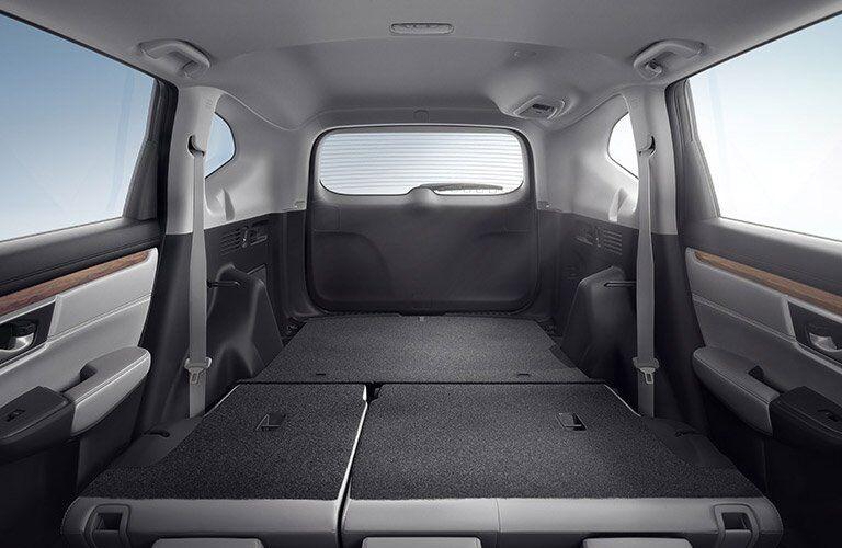 2017 Honda CR-V LX fold flat seats