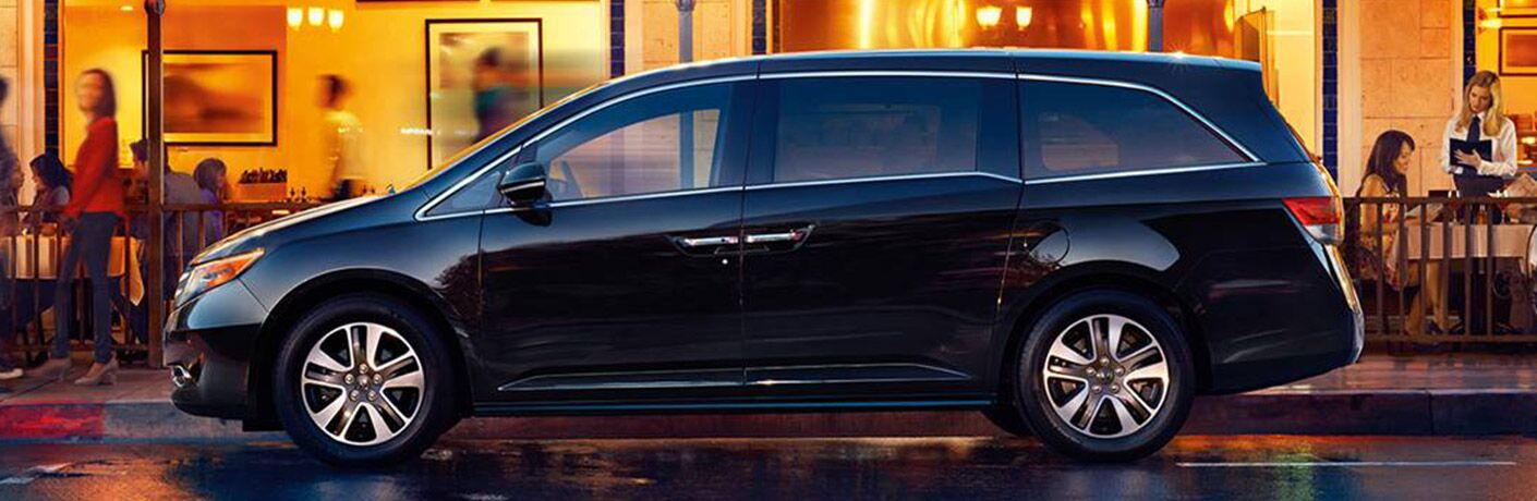 2017 Honda Odyssey Clifton NJ