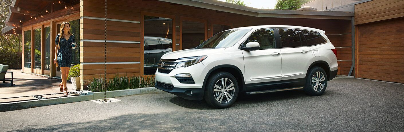 2017 honda pilot in clifton nj