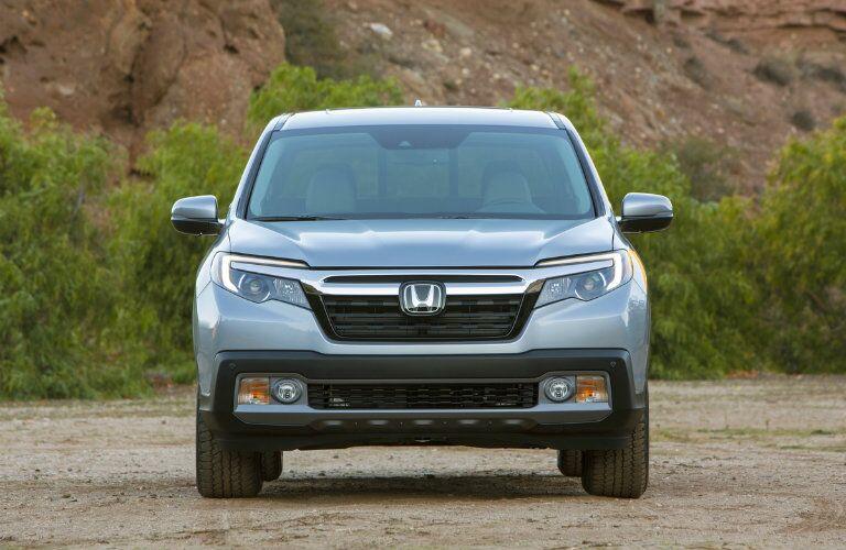 2017 Honda Ridgeline headlights