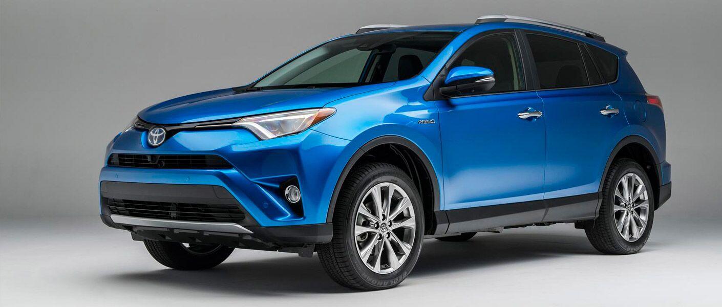 2016 Toyota RAV4 Hybrid in Chicagoland IL