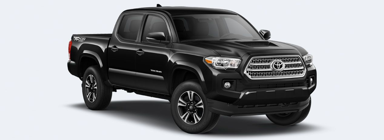 2016 Toyota Tacoma Vs 2016 Chevrolet Colorado