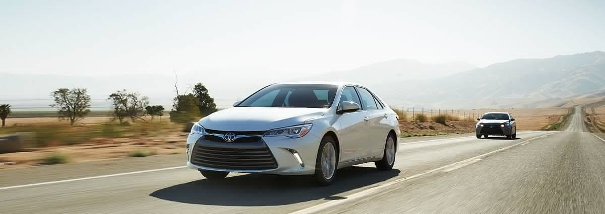 2017 Toyota Camry Review in Tinley Park, IL