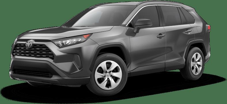 2019 Toyota RAV4 compact SUV review