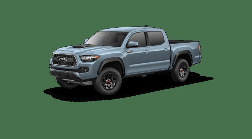 2018 Tacoma TRD Pro