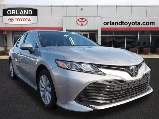2019 Toyota Camry Exterior image at orlany toyota