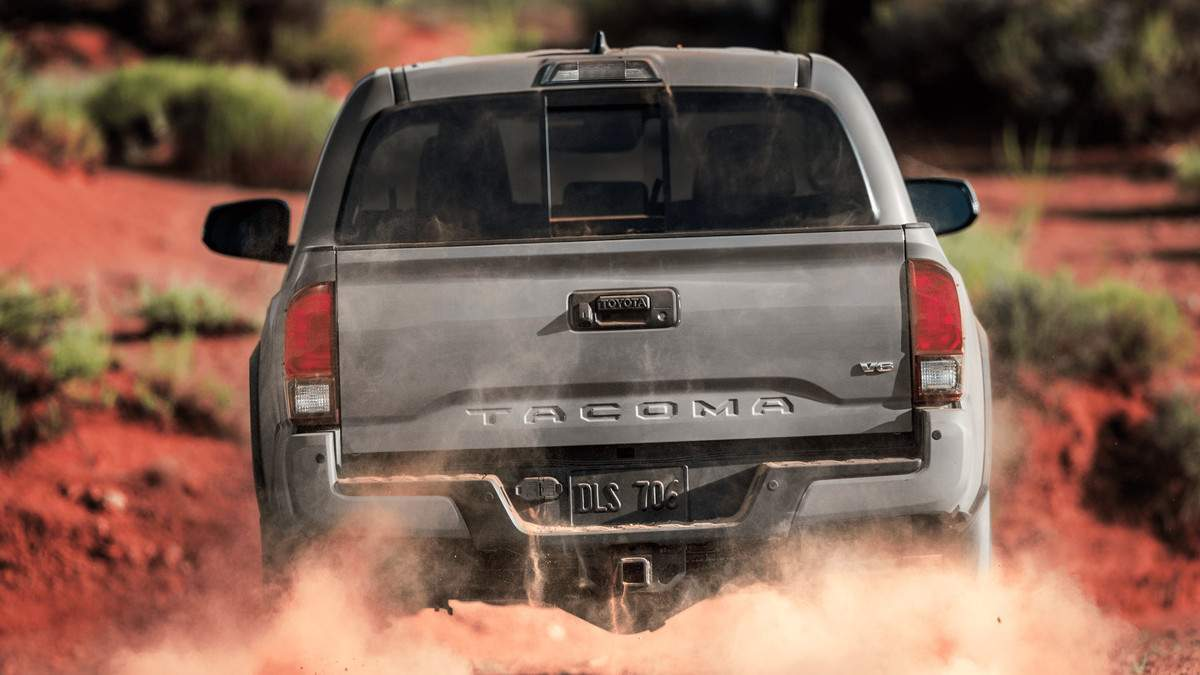 Test Drive a 2018 Toyota Tacoma Today!