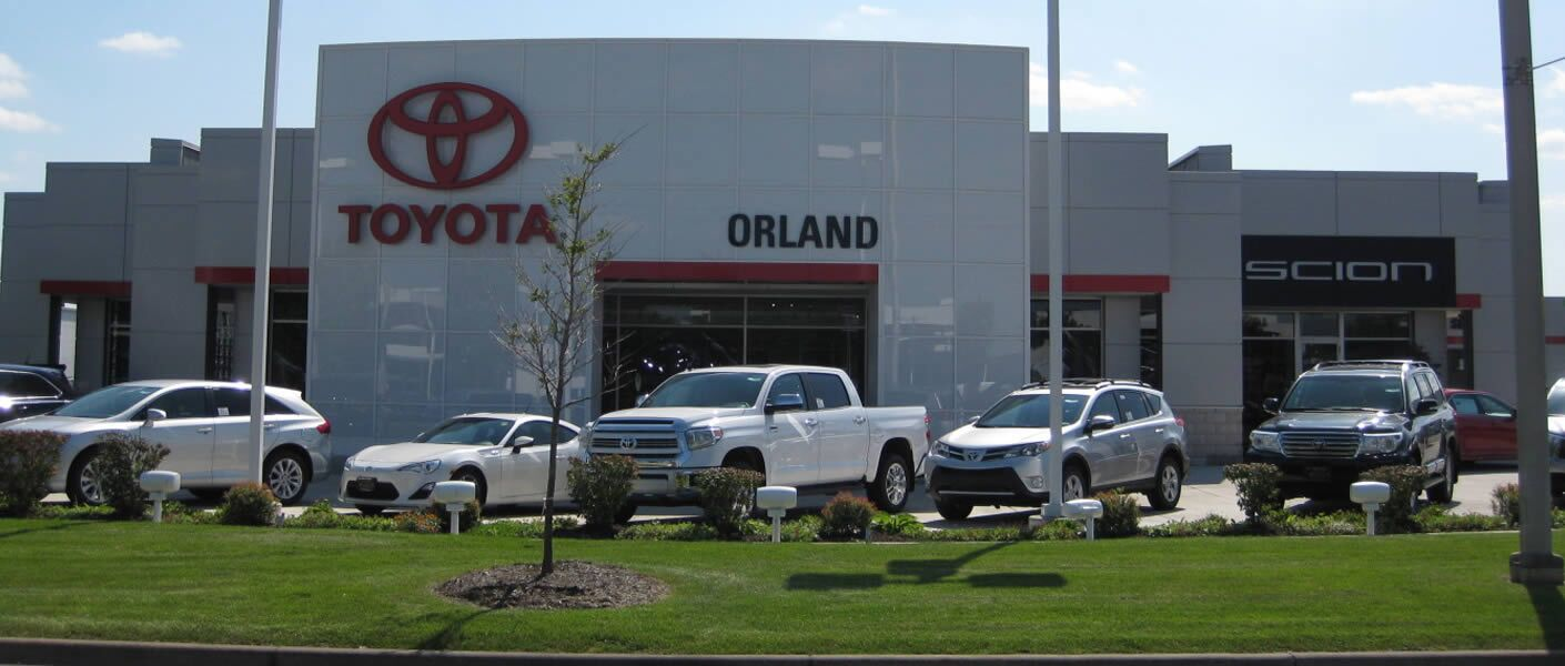New And Used Toyota Dealership In Tinley Park Il