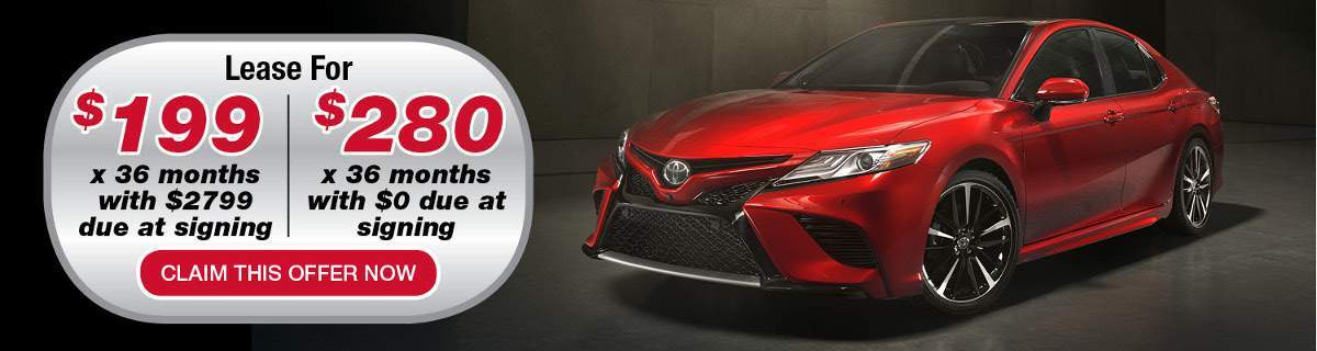 2018 toyota deals.  2018 2018 toyota camry se lease deals  november  tinley park il and toyota deals
