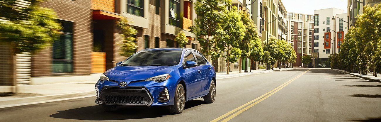2017 Toyota Corolla Review in Tinley Park, IL