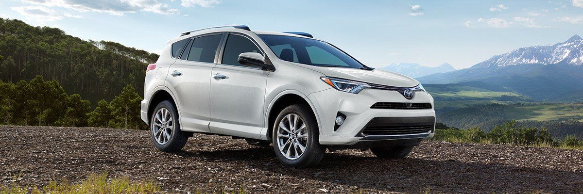 2017 Toyota RAV4 Review in Tinley Park, IL
