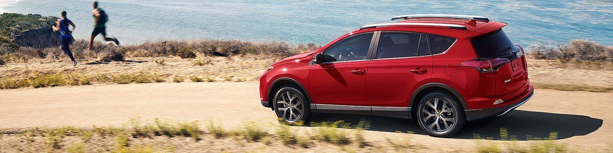 2017 Toyota RAV4 vs. 2017 Nissan Rogue Review in Tinley Park, IL