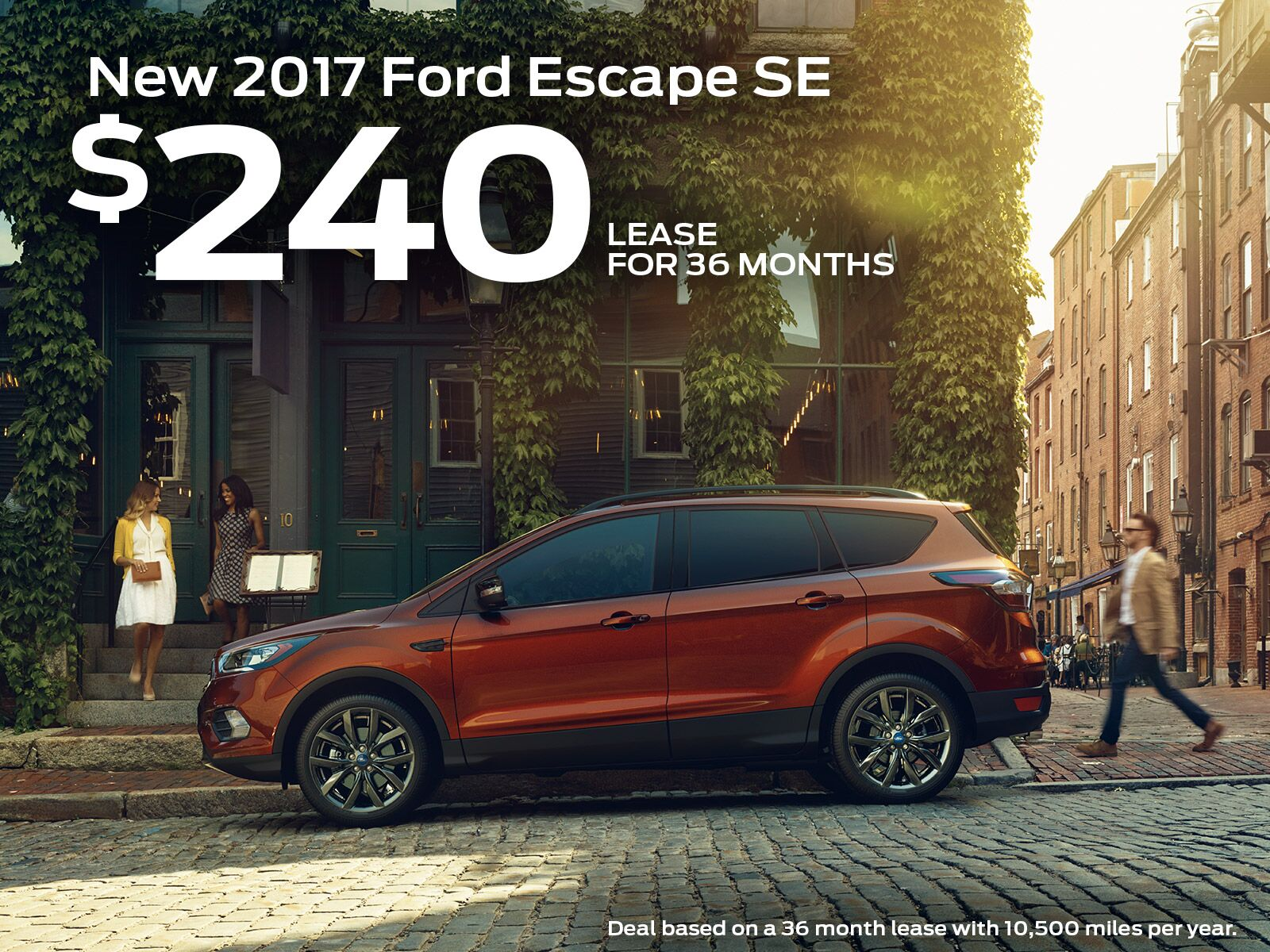 Buy a Ford Escape