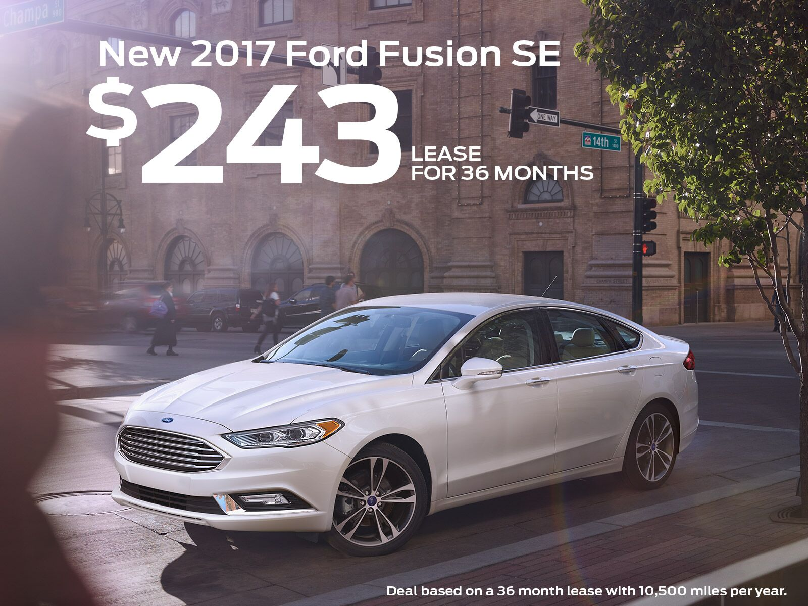 Buy a Ford Fusion