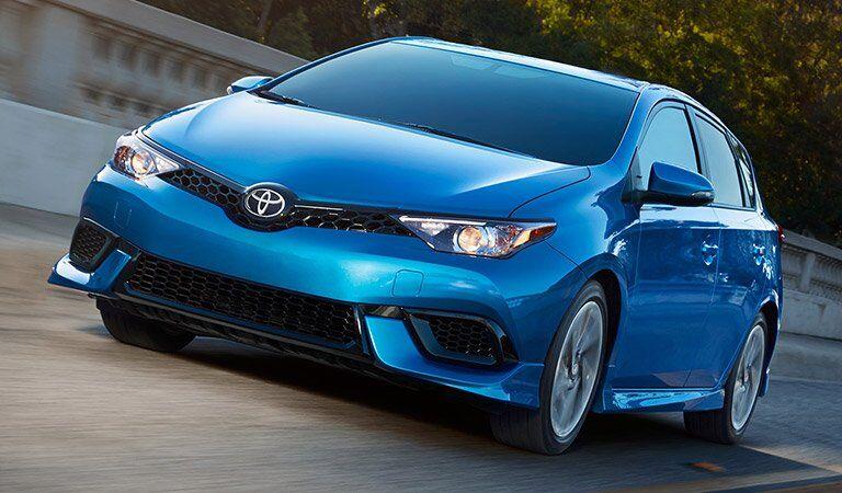 2017 Toyota Corolla iM exterior front