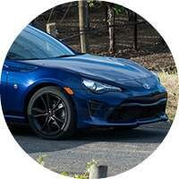 2017 Toyota 86 hood