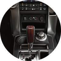 2018 Toyota 4Runner gear shift