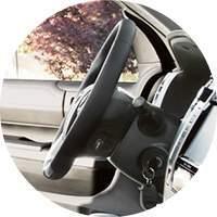 2018 Toyota Tundra steering wheel