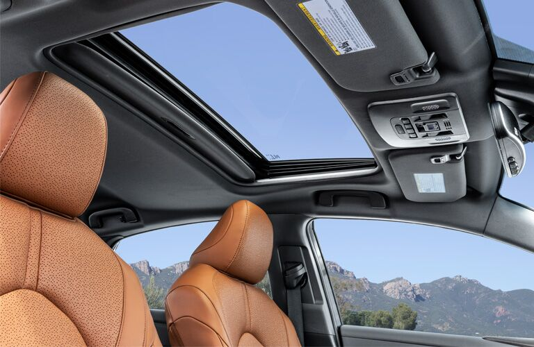 sunroof of 2019 avalon hybrid