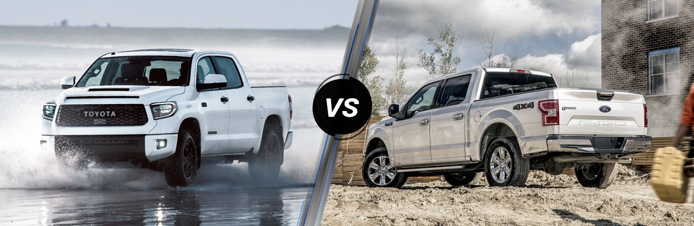 2019 tundra vs 2019 ford f-150