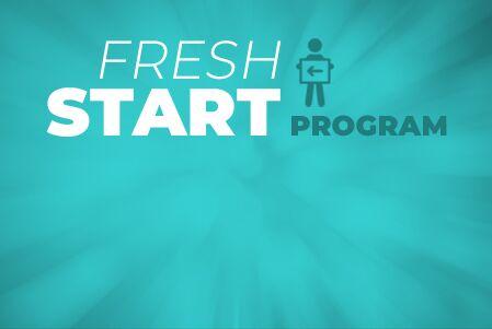 Fresh Start Re Elishment Program