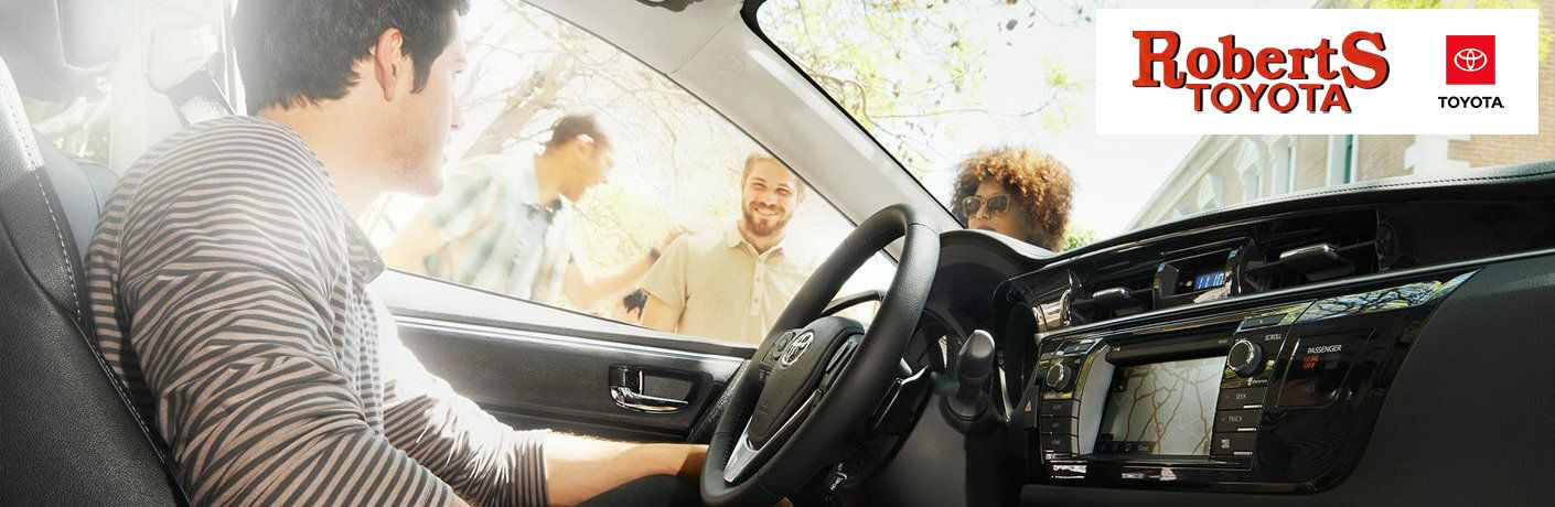 Why Buy from Roberts Toyota in Columbia TN