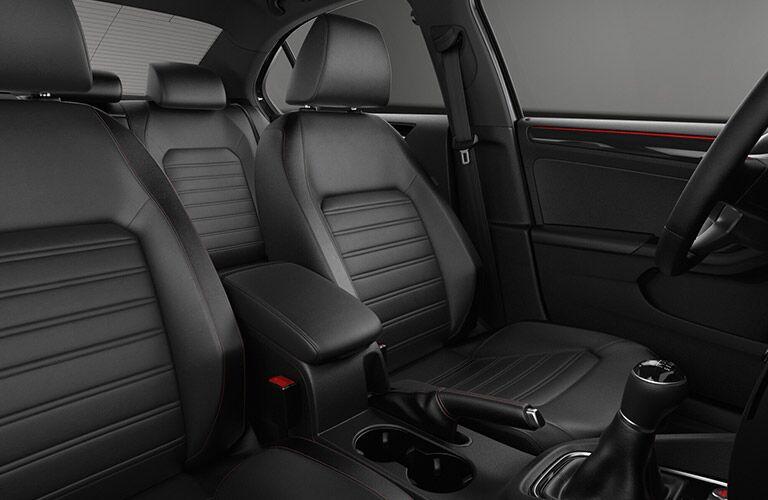 2016 Volkswagen Jetta Hybrid front interior seating