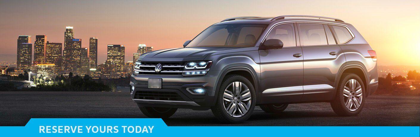 Reserve a 2018 Volkswagen Atlas