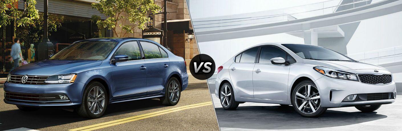 2018 Volkswagen Jetta vs 2018 Kia Forte