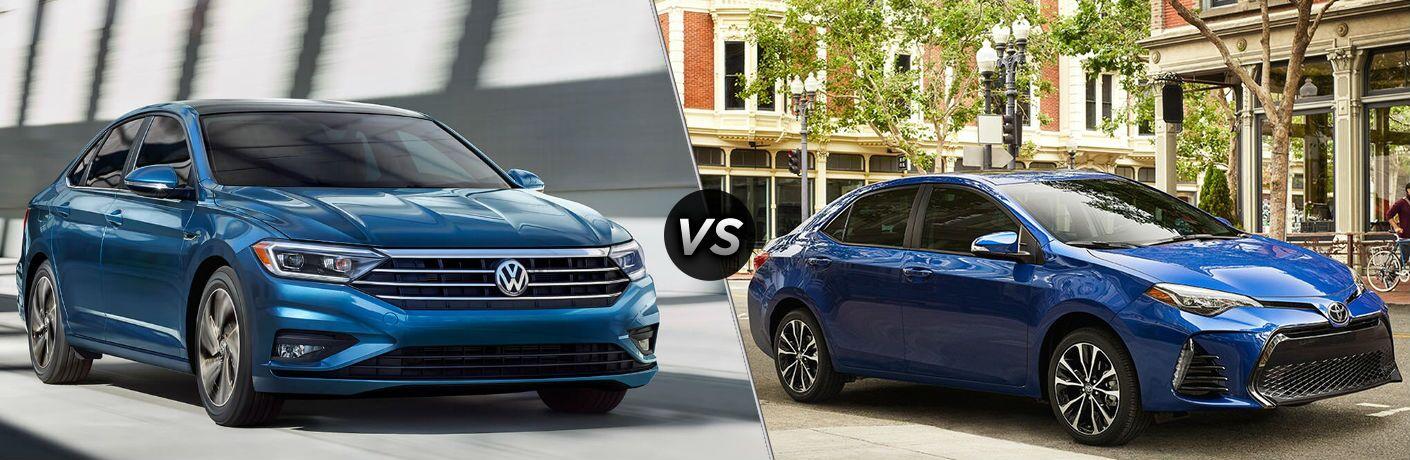 2019 Volkswagen Jetta vs 2018 Toyota Corolla