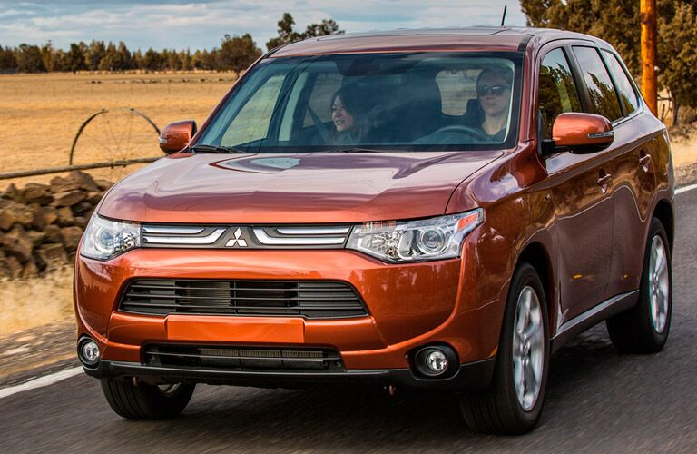 Pre-Owned Mitsubishi Outlander