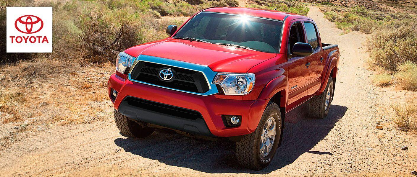 Used Toyota Truck Columbus GA