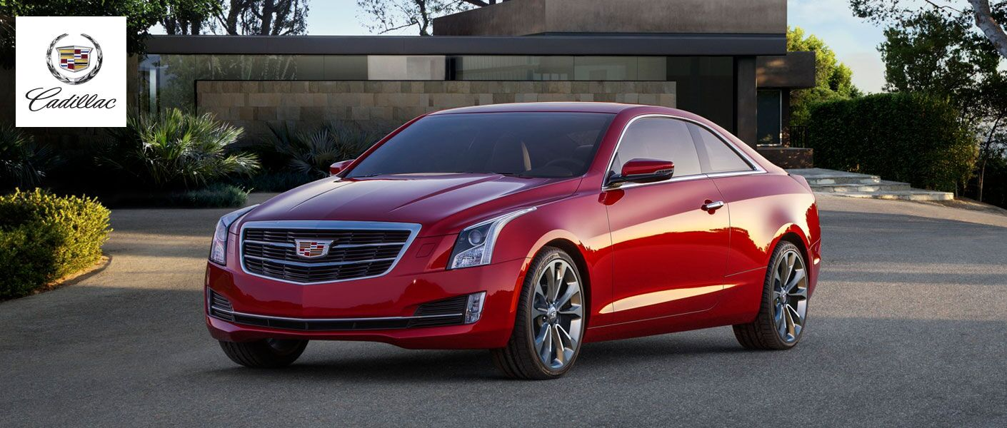 Styling of the 2015 Cadillac ATS
