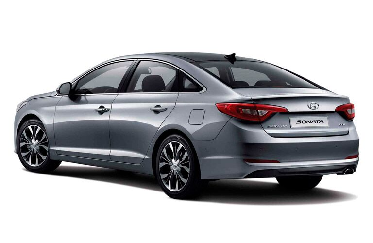 2015 Hyundai Sonata Exterior