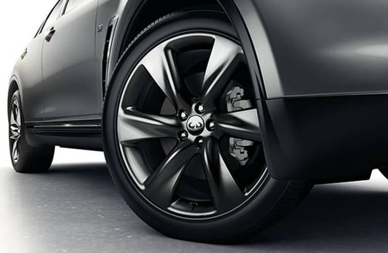 2015 Infiniti QX70 wheels