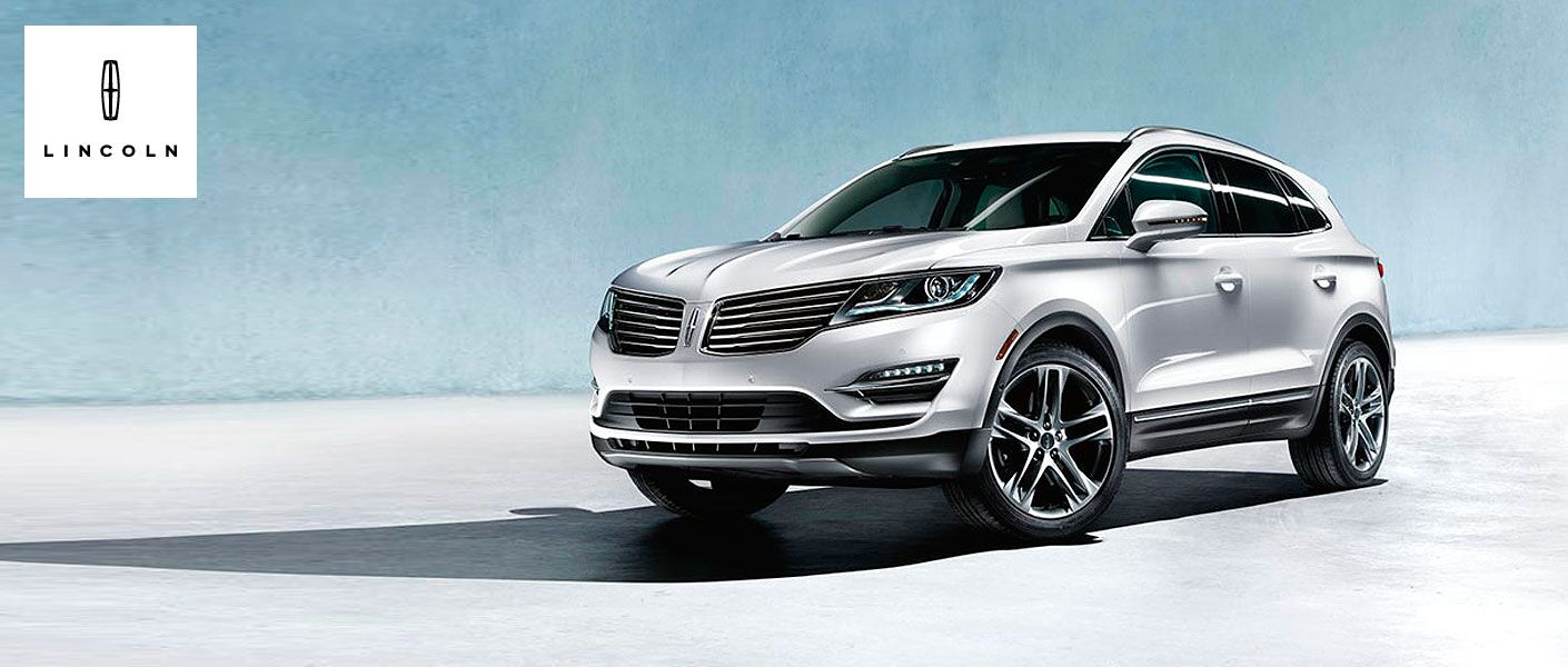 Exterior of the 2015 Lincoln MKC