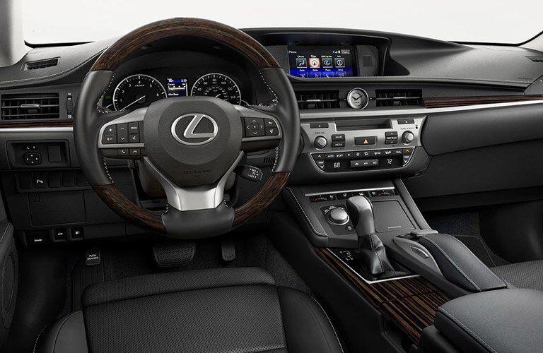 Used Lexus ES Interior