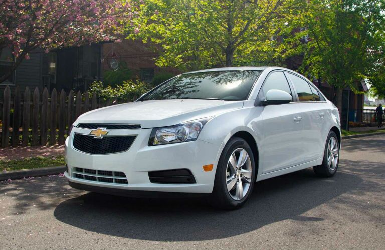 Used Chevy Cruze in Phenix City AL