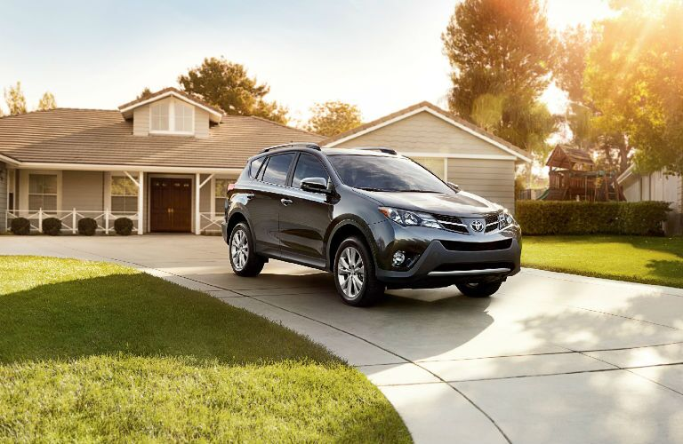 Used Toyota RAV4 models are available at Gil's Auto Sales.