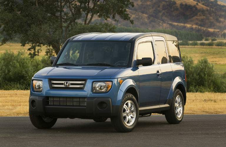 Used Honda Element