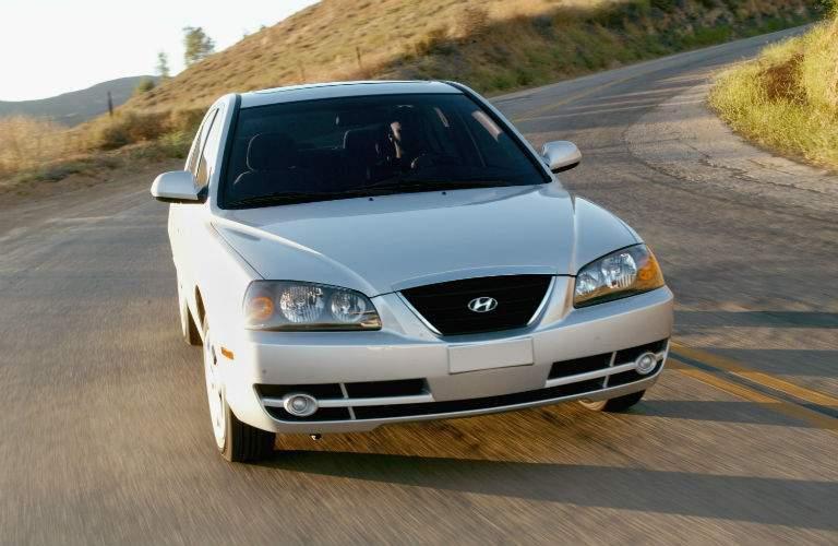 Used Hyundai Elantra Exterior Front Profile